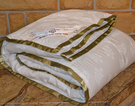 Antklodė 140X200cm (100% alpakos vilna)
