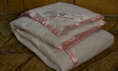 Stora kūdikio antklodė 100X140cm (100% alpakos vilna)