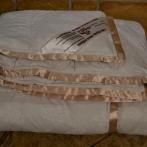 Alpakos vilnos dvigulė antklodė (200X220cm) - IŠPARDUOTA