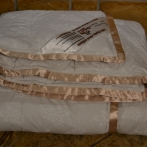 Antklodė 200X220cm (100% alpakos vilna)