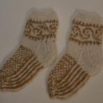 Raštuotos kojinytės