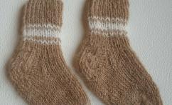Rusvos kojinytės