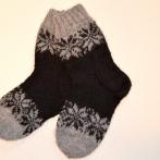 Vaikiškos kojinės iš alpakos vilnos