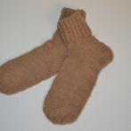 Kojinės iš alpakos vilnos