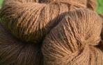 Alpakos Muskato vilnos siūlai