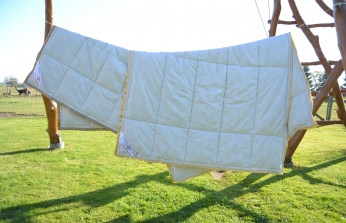 100% alpakų vilnos antklodės