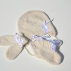 Baby alpakos vilnos komplektukas kūdikiui