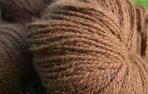 Alpakos PAZ Peruvian Chocolada vilnos siūlai