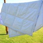 NUJIENA! Alpakos vilnos antklodė 150X220cm
